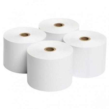 """Papel Continuo Autocopiativo blanco 12""""x24 cm 3 Tantos (Caja 1000 hojas)"""