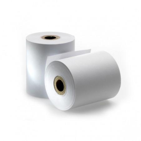 """Papel Continuo Autocopiativo blanco 12""""x38 cm 4 Tantos (Caja 750 hojas)"""