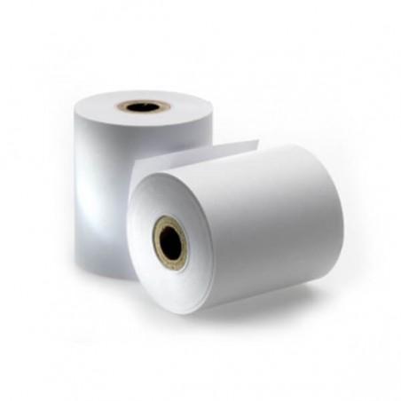 """Papel Continuo Autocopiativo blanco 6""""x24 cm 3 Tantos (Caja 2000 hojas)"""