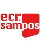 Rollos de papel para registradoras ECR Sampos