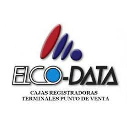 Rollos de papel para cajas registradoras Elco Data