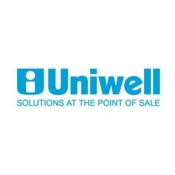 Rollos de papel para cajas registradoras Uniwell